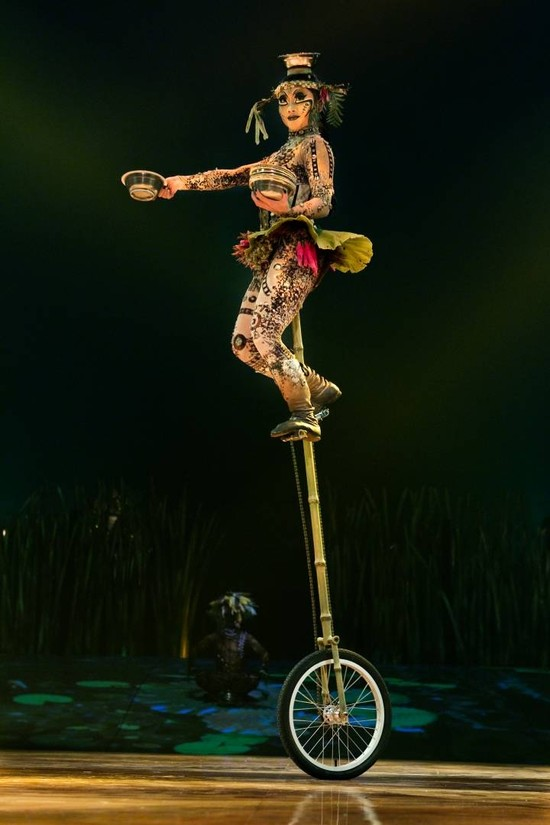 Cirque du Soleil Is Bringing Back Its Blue-and-Yellow Big Top to Ottawa!