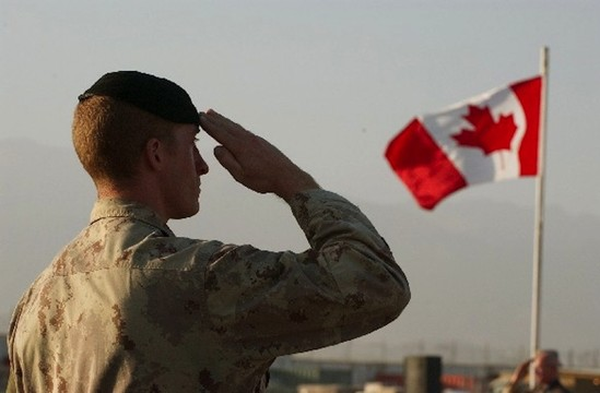 The Canadian Forces Today -- Post Afghanistan