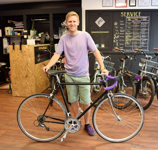 Building Bikes a Second Life