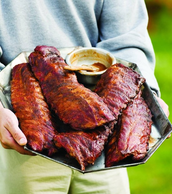 Grill the Charcoal Way