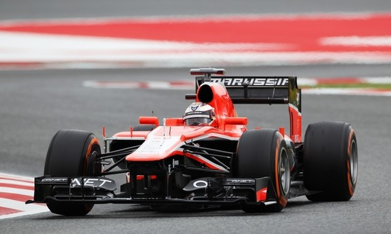 An Unwelcome Guest Returns to Formula One