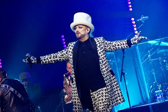 Culture Club Returns After 32 Years to Paint TD Place Red, Gold and Green!