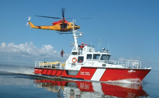 The Canadian Coast Guard College