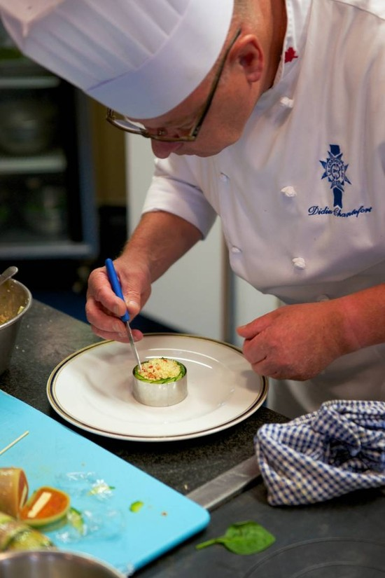 Bon Appétit: Health Check and Le Cordon Bleu teach Canadians how to cook healthy