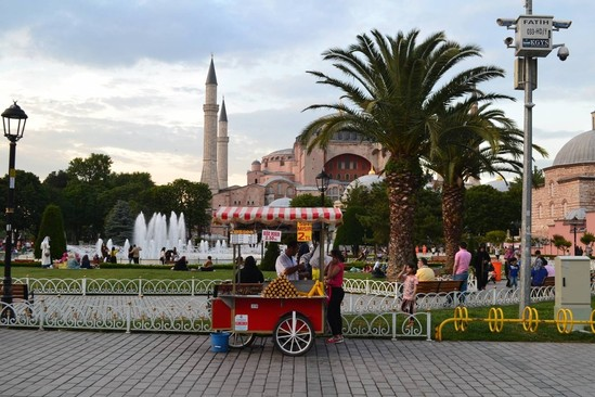 Across Two Continents: Visiting theAncient Byzantine Capital