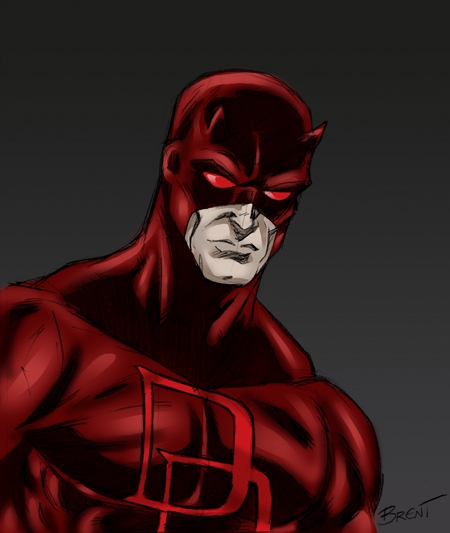 """Putting the """"Science"""" in """"Science Fiction"""" - Daredevil"""
