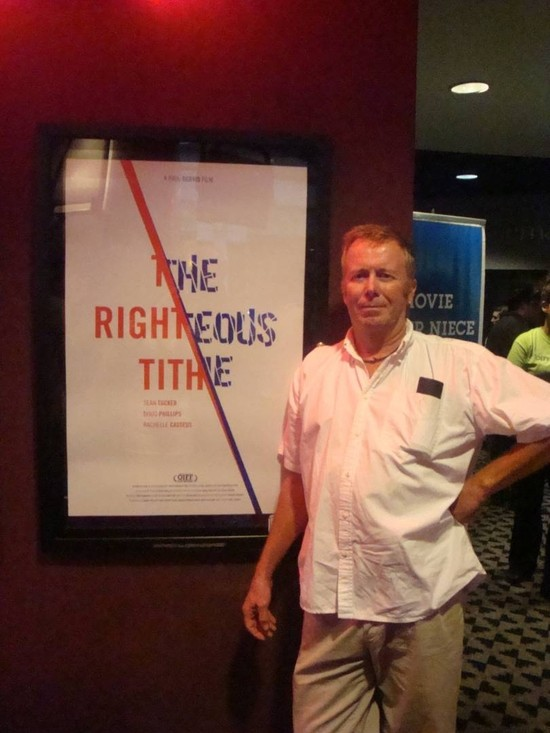 From Stage to Silver Screen Doug Phillips Finds Himself in The Righteous Tithe
