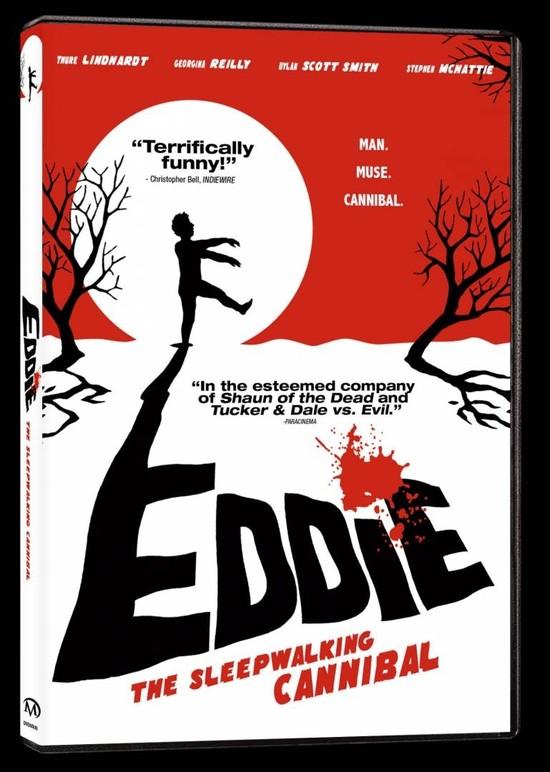 DVD REVIEW – Eddie: The Sleepwalking Cannibal