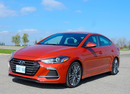 Turbo Four Gives Elantra Big Boost in Power