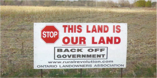 Farmers In Crisis: While the Provincial and Federal Government Argue - Farmers Pay the Price