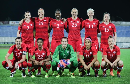 FIFA Women's World Cup Canada 2015™ --The Countdown Is On