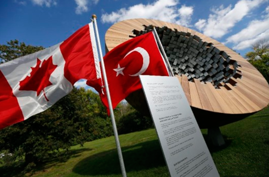 Canada Remembers Colonel Atilla Altikat