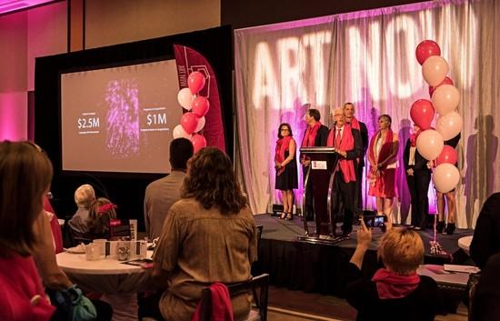 The Ottawa Art Gallery Blossoms