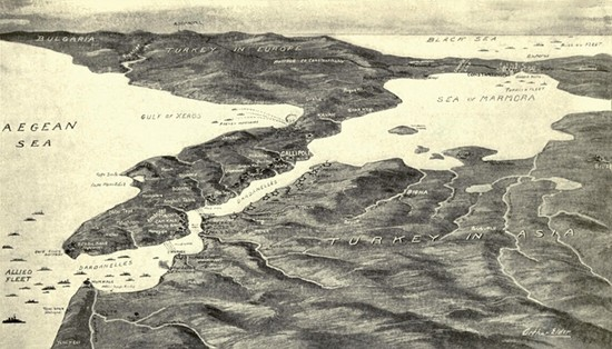 GalliIpoli - Turkey's Vimy Ridge
