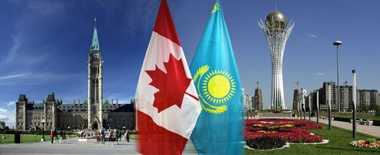 Canada Eyes Kazakhstan as a Top Priority Market