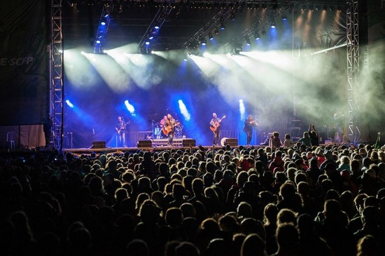 Feed Your Soul at the 2013 Folk Festival