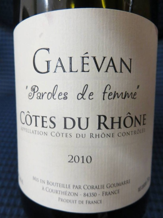 A Wickedly Good Rhone Wine