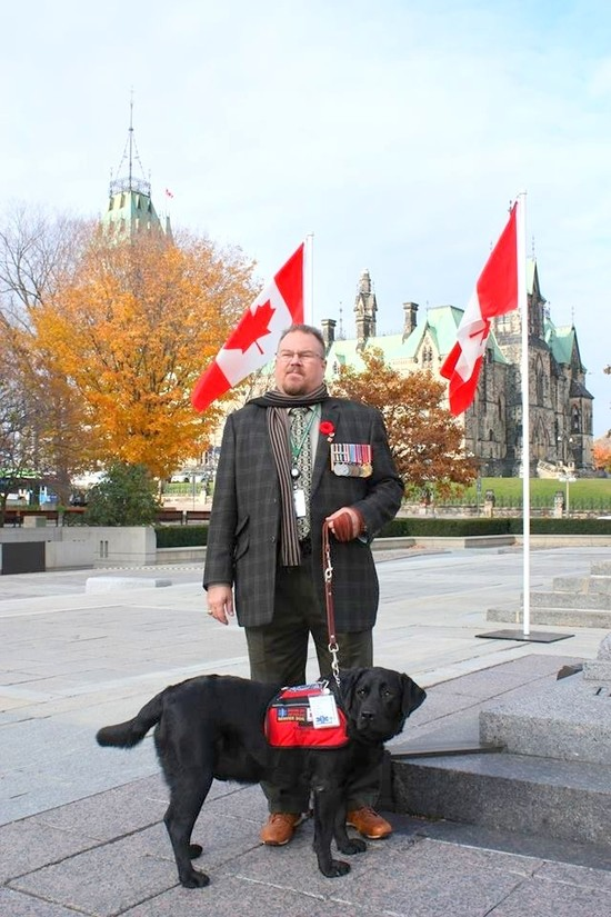 Man's Best Friend and Life Saver: Relieving the Symptoms of Post Traumatic Stress Disorder with Service Dogs