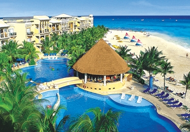 A Week in Paradise for a Family of Five at Playa del Carmen's Gran Porto Real