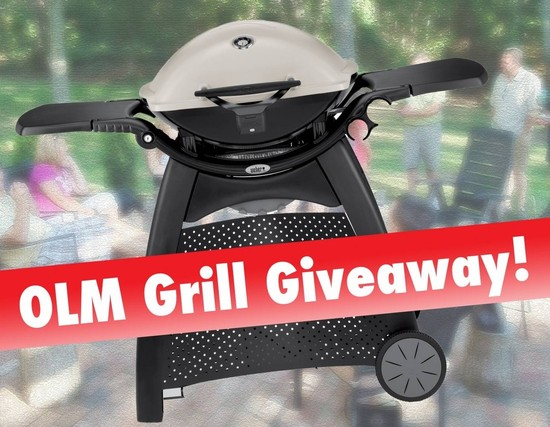 Show Us Your Worst! OLM Weber Giveaway