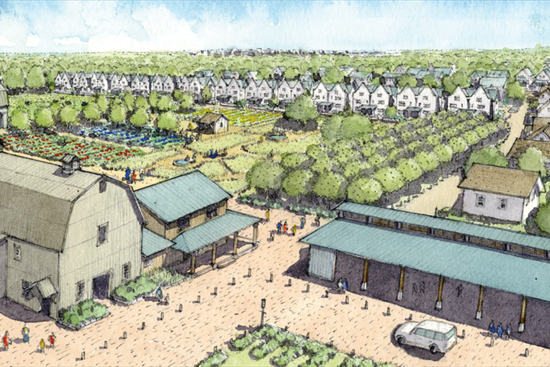 Hendrick Farm: A One-of-a-Kind Community, Minutes from Downtown Ottawa