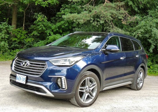 Santa Fe XL Continues to Excel in Family Practicality