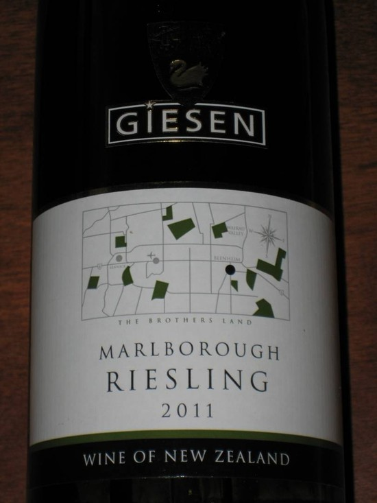 A New Zealand Riesling that Really Packs in the Flavour