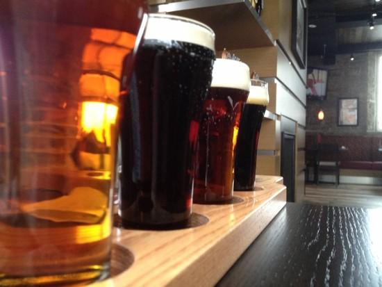The New Hub is the Mill St. Brew Pub
