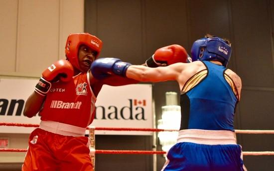 Ottawa Boxers Bring Home Gold