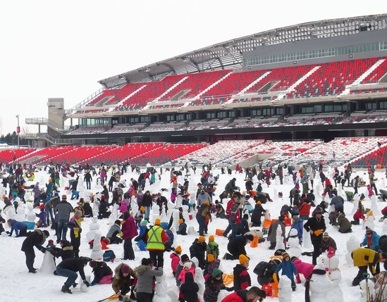 Ottawa Reclaims a Guinness World Record
