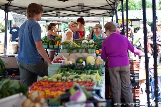 Bayshore opens new Farmer's Market