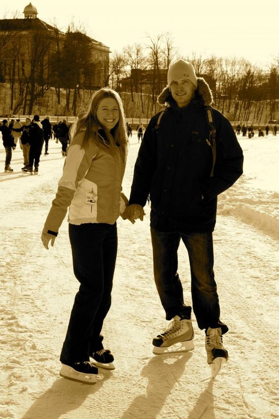Bucket List: Ice Skating on the Rideau Canal