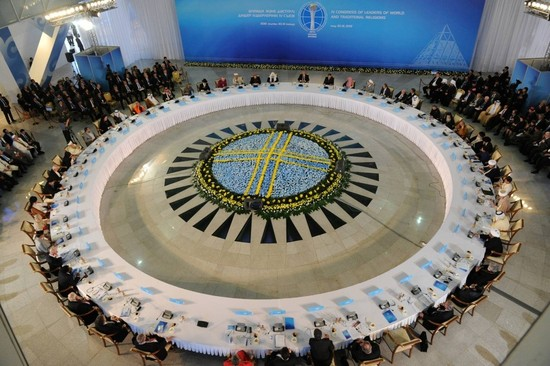 Canada Skips Dialogue of Leaders of World Religions in Astana