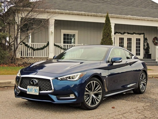 Sleek Infiniti Q60 Comes in Three Flavours – From Mild to Wild
