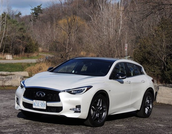 Infiniti QX30: hot hatch, sport wagon or crossover?