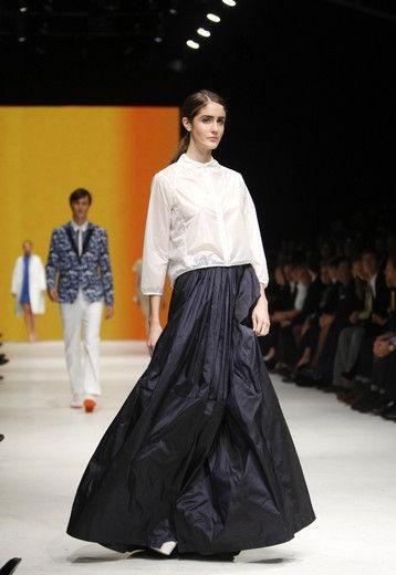 LG Fashion Week – Spring/Summer 2012: Day Three