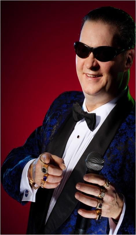 Johnny Vegas Announces Big Band Show
