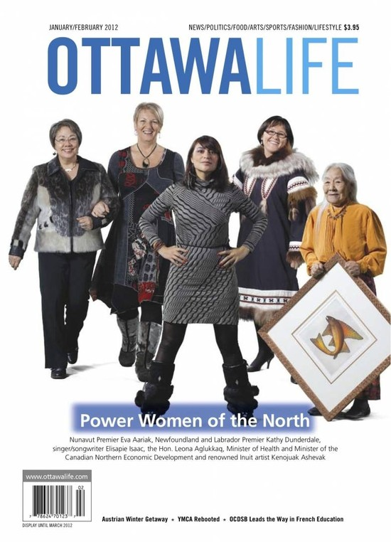 Arctic Series: Power Women Of the North