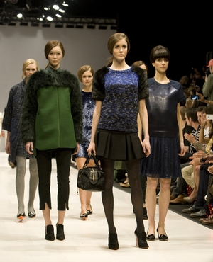 Toronto Fashion Week Fall 2012: Day Three