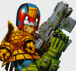 """Putting the """"Science"""" in """"Science Fiction"""" - Judge Dredd"""