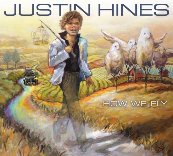 Singer/Songwriter Justin Hines Launches the Vehicle of Change Tour Campaign