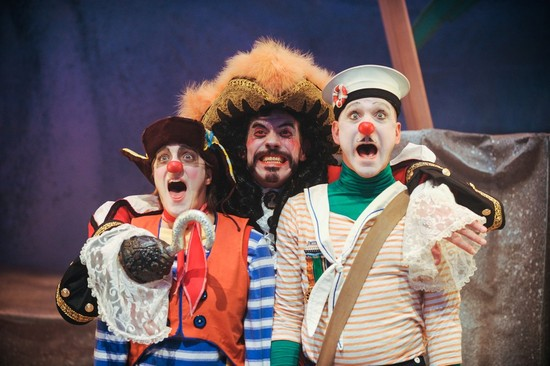 Get Lost in Shipwrecked with the Company of Fools