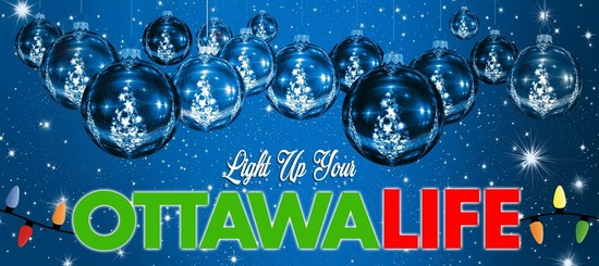 Light Up Your Ottawa Life Contest coming December 1st