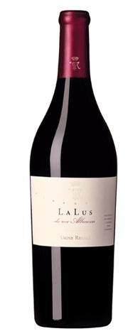 An Amazing Wine Well Worth Its Price: Regali 2008 La Lus Albarossa