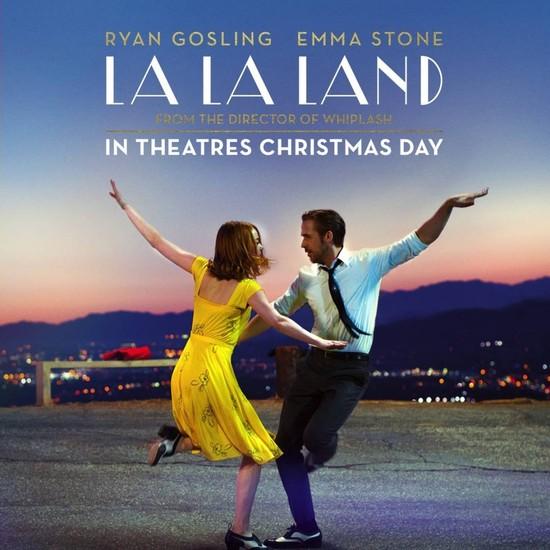 Lighthearted La La Land's Lyrically Lovely