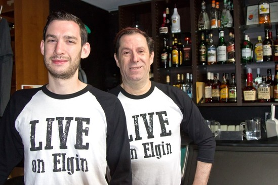 One Year (A)LIVE on Elgin!