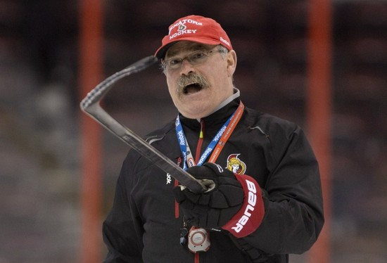 Firing MacLean Won't Solve the Senators' Problems