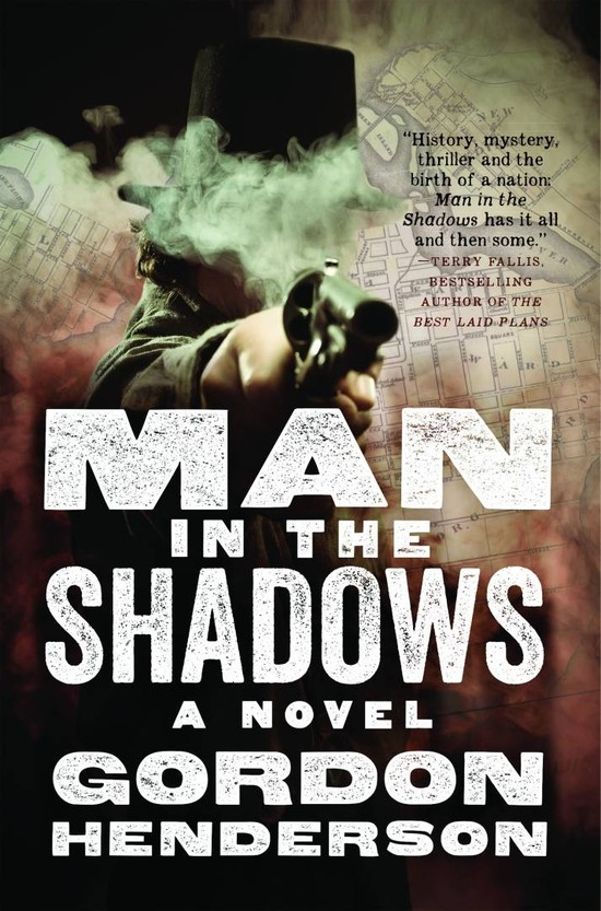 Man in the Shadows Sheds Light on History