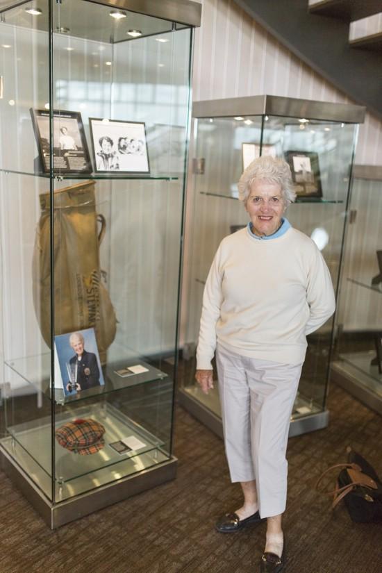 Canada's Sports Hall of Fame Profile: Marlene Stewart Streit