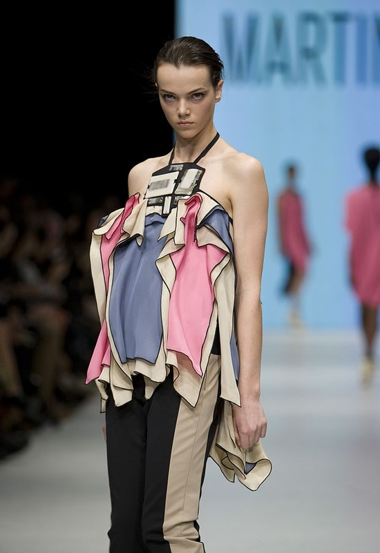 LG Fashion Week - Spring/Summer 2012: Day Two